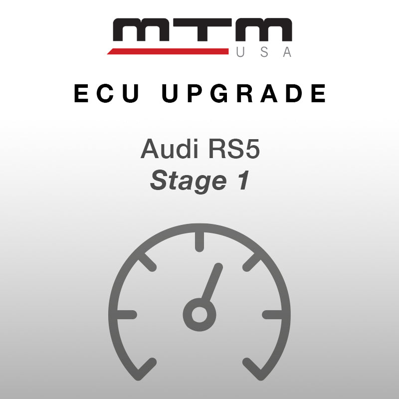MTM ECU CONVERSION STAGE 1 AUDI RS5 (8W) 535 HP