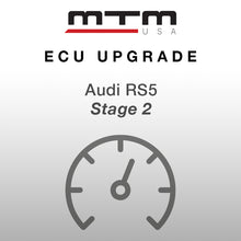 Load image into Gallery viewer, MTM ECU CONVERSION STAGE 2 AUDI RS5 575 HP incl. MTM intercooler and air filter