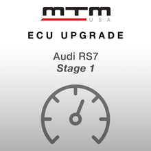 Load image into Gallery viewer, PERFORMANCE UPGRADE AUDI RS7 4,0 TFSI 675 HP