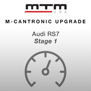 M-CANTRONIC AUDI RS7 4,0 TFSI 675 HP