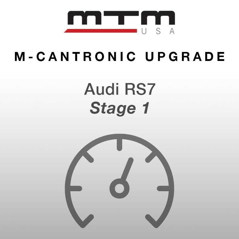 M-CANTRONIC AUDI RS7 4,0 TFSI 707 HP