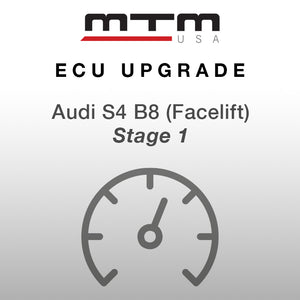 PERFORMANCE UPGRADE AUDI S4 3,0TFSI 440 HP