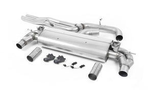 MTM Powered by Milltek Sport Catback Exhaust for Audi RS3