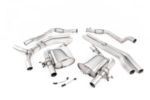 Milltek Cat-back Exhaust for Audi RS5 B9 Coupe