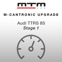 Load image into Gallery viewer, M-CANTRONIC GEN II AUDI TTRS 8S 2017 465 HP