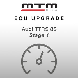 PERFORMANCE UPGRADE AUDI TTRS 8S