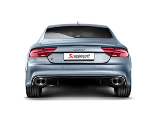 Akrapovic Evolution Line Titanium Exhaust - C7 Audi | RS7 | 4.0T