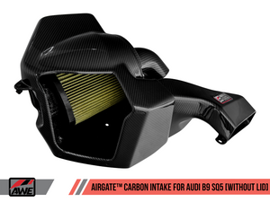 AWE AIRGATE™ CARBON INTAKE FOR AUDI B9 SQ5 3.0T