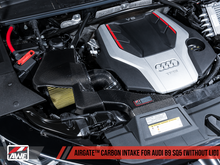 Load image into Gallery viewer, AWE AIRGATE™ CARBON INTAKE FOR AUDI B9 SQ5 3.0T