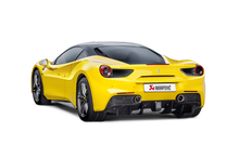 Load image into Gallery viewer, Akrapovic Titanium Slip-On Exhaust System Ferrari 488 GTB 16-18