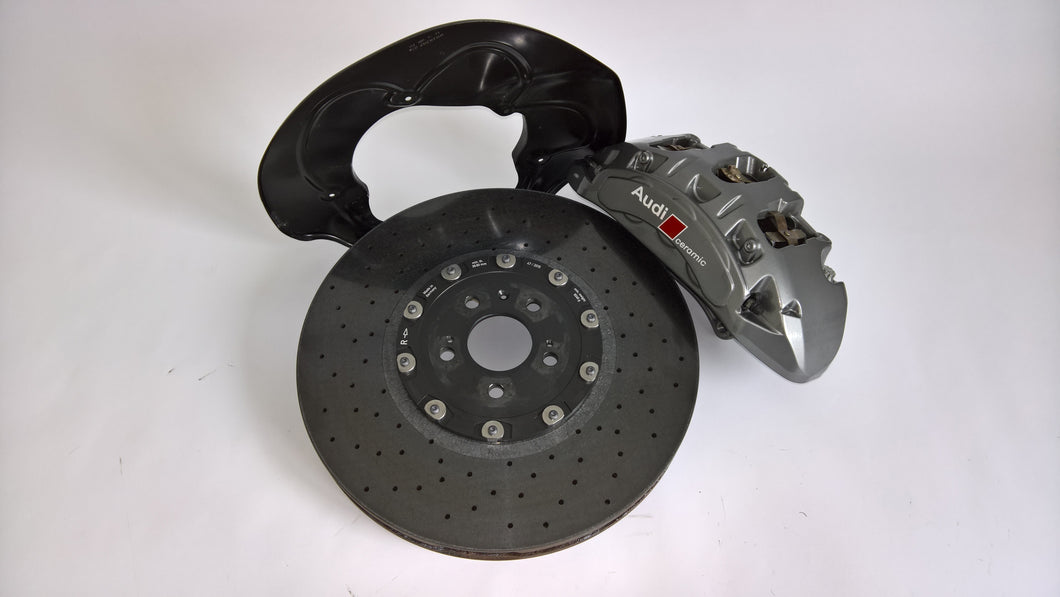MTM CARBON CERAMIC BRAKE 420X40 MM FRONT AXLE with Brembo 6 piston calipers