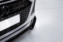 Load image into Gallery viewer, Maxton Front Splitter V.1 Audi RS6 C8