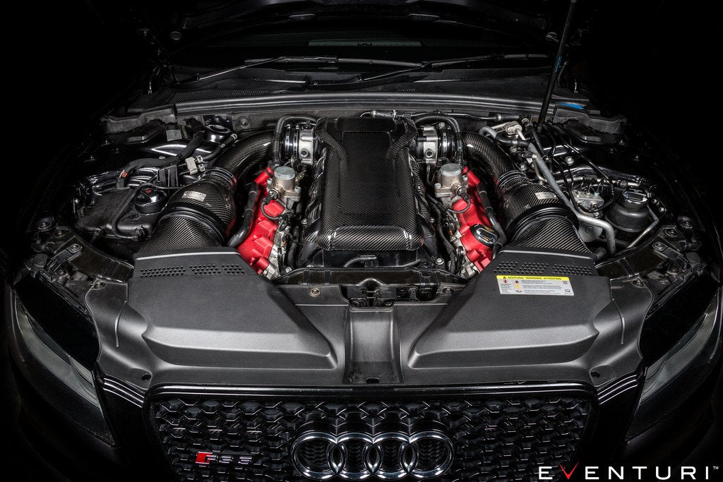 Eventuri B8 RS4 / RS5 Carbon Engine Cover