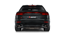Load image into Gallery viewer, Akrapovic Audi RS Q8 (4M) 2020 Evolution Line (Titanium) Exhaust