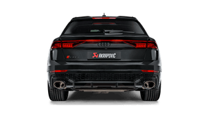 Akrapovic Audi RS Q8 (4M) 2020 Evolution Line (Titanium) Exhaust