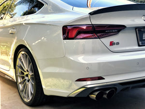 Borla Exhaust for B9 S5 Sportback
