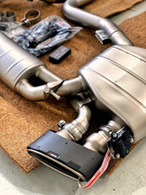 Load image into Gallery viewer, Akrapovic Evolution Titanium Exhaust System for C8 Audi RS6 / RS7