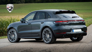 Performance Upgrade Porsche Macan Turbo (Facelift)