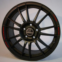 Load image into Gallery viewer, SET RIMS MTM NARDO EDITION 8,5X20 ET22 LK 5X112incl. 5 mm adapter kit (center 66,5 mm)