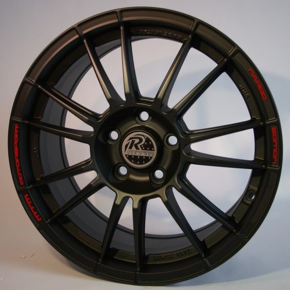 RIMS MTM NARDO EDITION 8,5X19 ET35 LK 5X112 (center 66,5 mm)