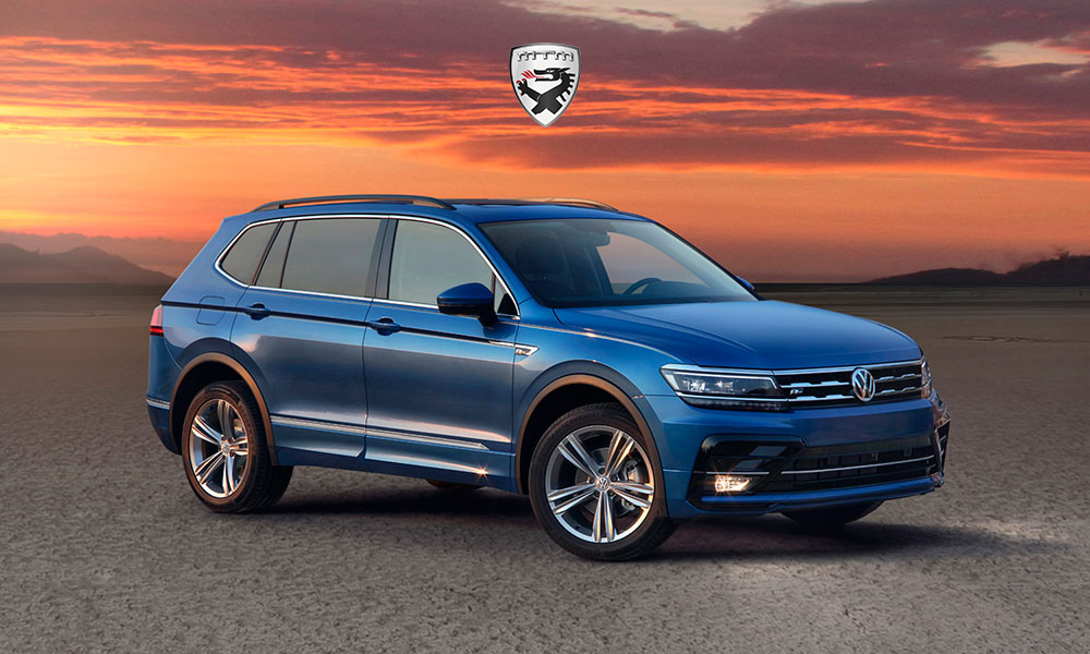 Performance Upgrade 4D Tiguan