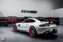 Load image into Gallery viewer, RENNtech | C190 | AMG GT / S | Adjustable Wing w/ Lip Spoiler | Carbon Fiber