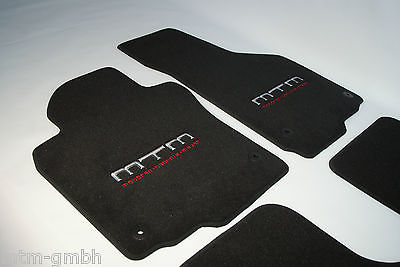 MTM-CARPET A4 B8 / A5 SPORTBACK WITH MTM-LOGO