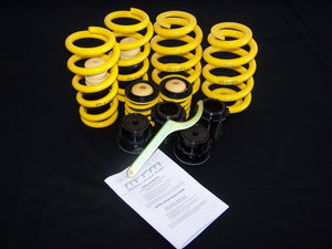 MTM height adjustable spring kit Audi RS6, RS7  (4K/C8) ca. 5-30 mm / 15-40 mm