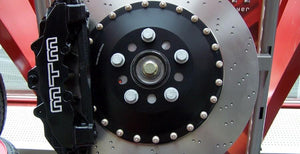 MTM- BRAKE 380 X 34 MM WITH BREMBO 8 PISTON CALIPERS