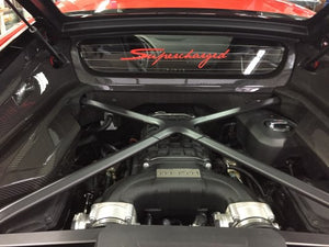 MTM Supercharger Kit for Lamborghini Huracan 802HP