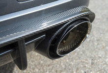 Load image into Gallery viewer, MTM EXHAUST SYSTEM CAT BACK AUDI S8 2-PIPE oval RS-Look with throttle valves