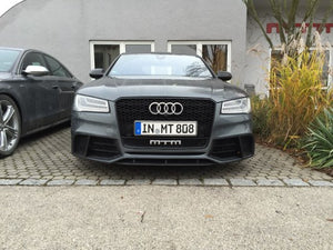 MTM Grill AUDI A8 / S8 RS-Style