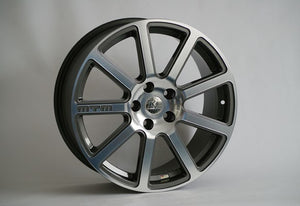 "RIMS MTM ""Bimoto-forged"" 9 / 11 x 20"" LK 5x112"