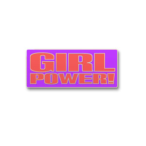 Original Girl Power Pin
