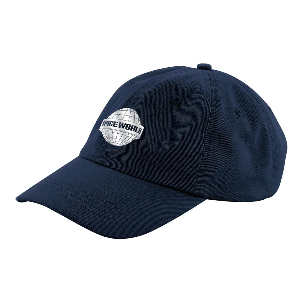 Spice World Navy Baseball Cap
