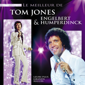Le meilleur de Tom Jones et Engelbert Humperdinck  -cd (Disque compact)