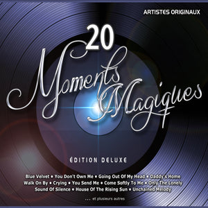 MOMENTS MAGIQUES - CD