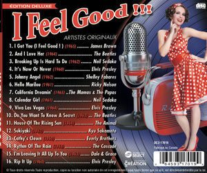 I FEEL GOOD - CD