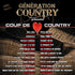 COUP DE COEUR COUNTRY - CD
