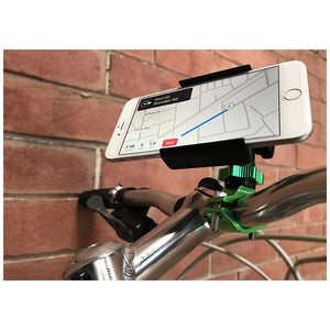 9. SOLUTIONS GOPRO SMART PHONE HOLDER W/ GOOSENECK & SAVIOR CLAMP MINI