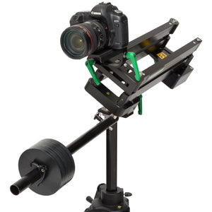 9. SOLUTIONS C-PAN ARM WITH DELUXE HEAVY DUTY TRIPOD KIT
