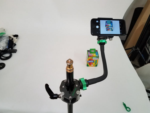 9. SOLUTIONS SMART PHONE MOUNT KIT