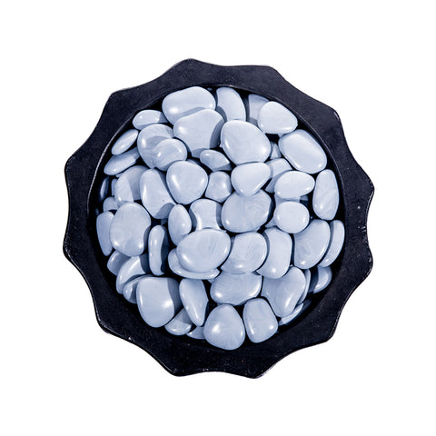 Image of Grolife Eco Pebbles - Grey - Pallet (210) - Grolife Eco Products
