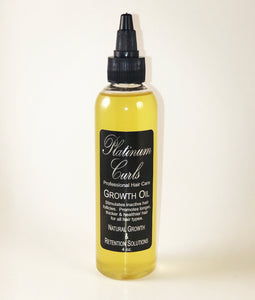 Multi-Vitamin Anti-itch Growth Oil 4.0z