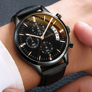 Sport Analog Quartz Wrist Watch - Shopcept.com