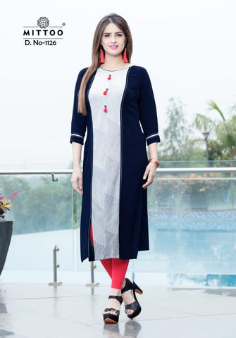 Mittu 1100 Readymade Dress - Shopcept.com