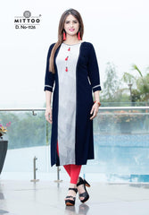 Mittu 1100 Readymade Dress