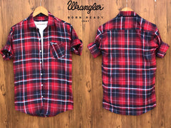 Wrangler Check Shirts
