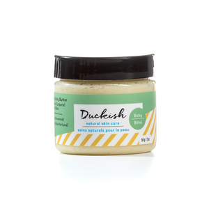 Baby Body Butter Cream | Duckish Natural Skin Care