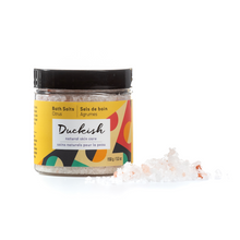Load image into Gallery viewer, Citrus Bath and Foot Salts | Duckish Natural Skin Care